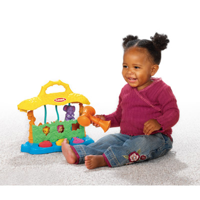Playskool Busy Bouncing Zoo image
