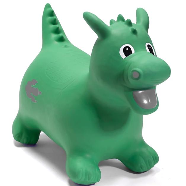 Happy Hopperz - Green Dragon
