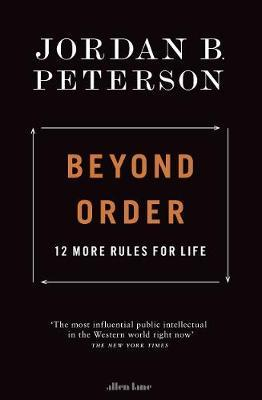 Beyond Order by Jordan B Peterson