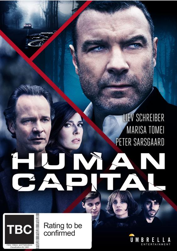 Human Capital on DVD