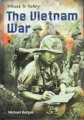 The Vietnam War by Michael Burgan image