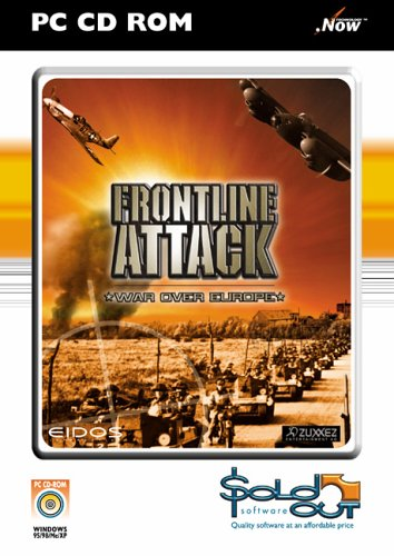 Frontline Attack: War Over Europe for PC Games image