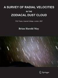A Survey of Radial Velocities in the Zodiacal Dust Cloud by Brian May