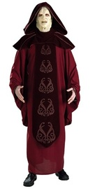Star Wars Emperor Palpatine Super Deluxe Costume (Standard Size)