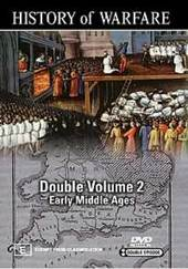 History Of Warfare - Double Vol. 2: The Viking Wars and The Crusaders on DVD