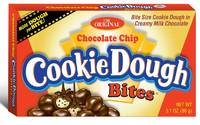Cookie Dough Bites Theater Box Chocolate Chip (88g)