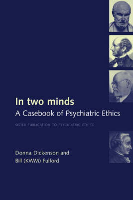 In Two Minds by Donna L. Dickenson