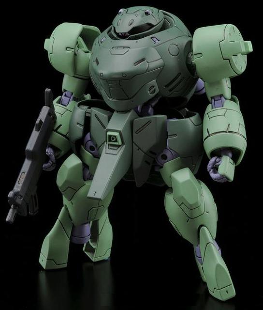 1/144 HG Man Rodi - Model Kit image