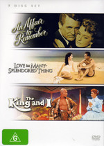 An Affair To Remember / King And I / Love Is A Many (3 Disc Set) on DVD