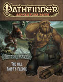 Pathfinder Adventure Path: Giantslayer: Part 2 : The Hill Giant's Pledge by Larry Wilhelm