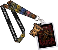 Five Nights at Freddy's - Freddy Lanyard