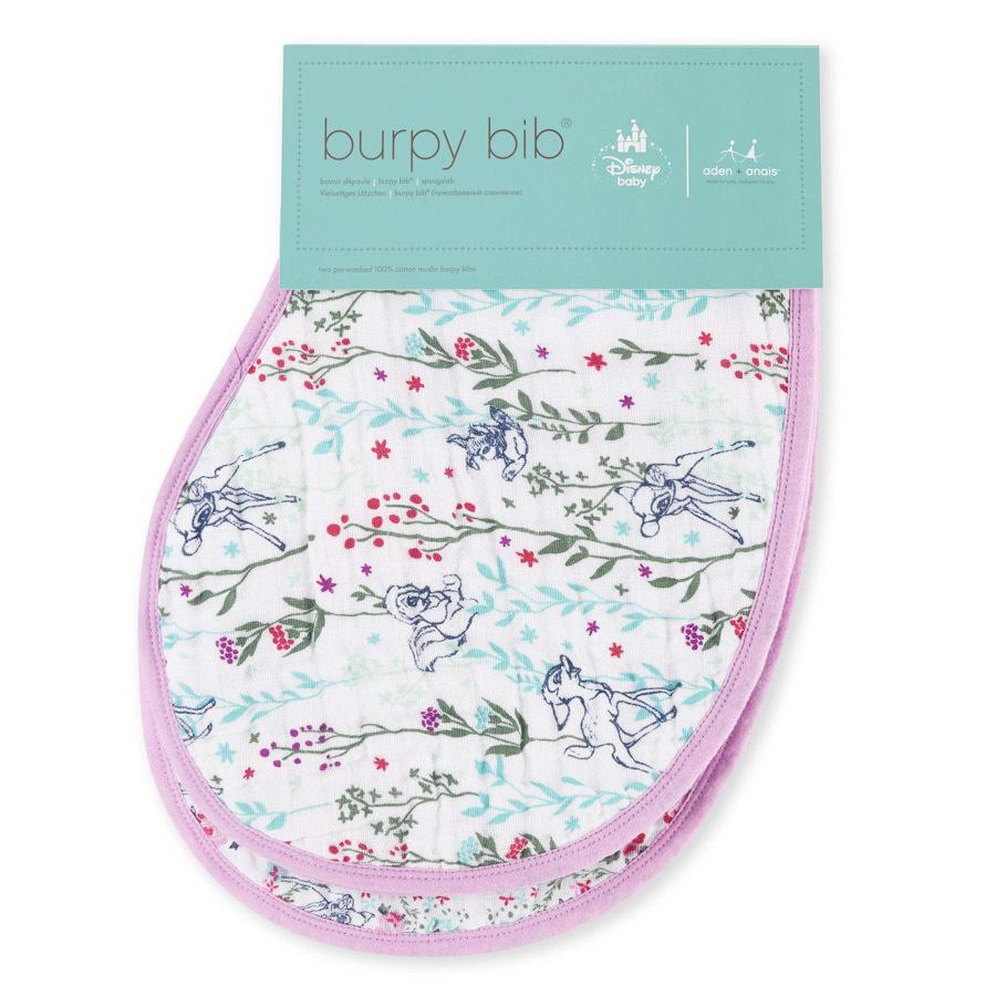 Aden + Anais: Disney Baby Burpy Bib - Bambi (2 Pack) image