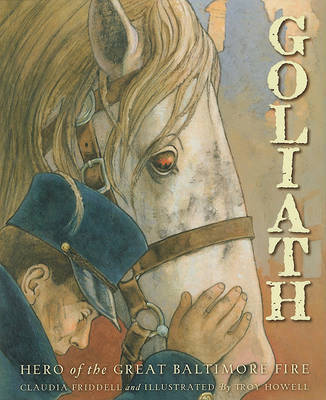 Goliath by Claudia Friddell