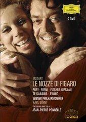 Mozart - Le Nozze di Figaro / Freni, Prey, Te Kanawa, Fischer-Dieskau, Ewing, Begg, Perry, Bohm on DVD