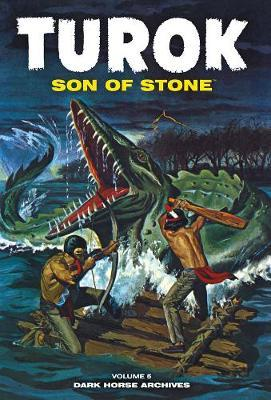 Turok, Son Of Stone Archives Volume 5 by Paul S. Newman image