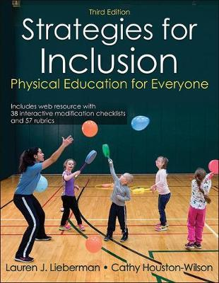 Strategies for Inclusion With Web Resource 3rd Edition by Lauren Lieberman