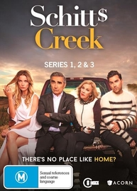 Schitt's Creek - The Complete First, Second & Third Seasons on DVD
