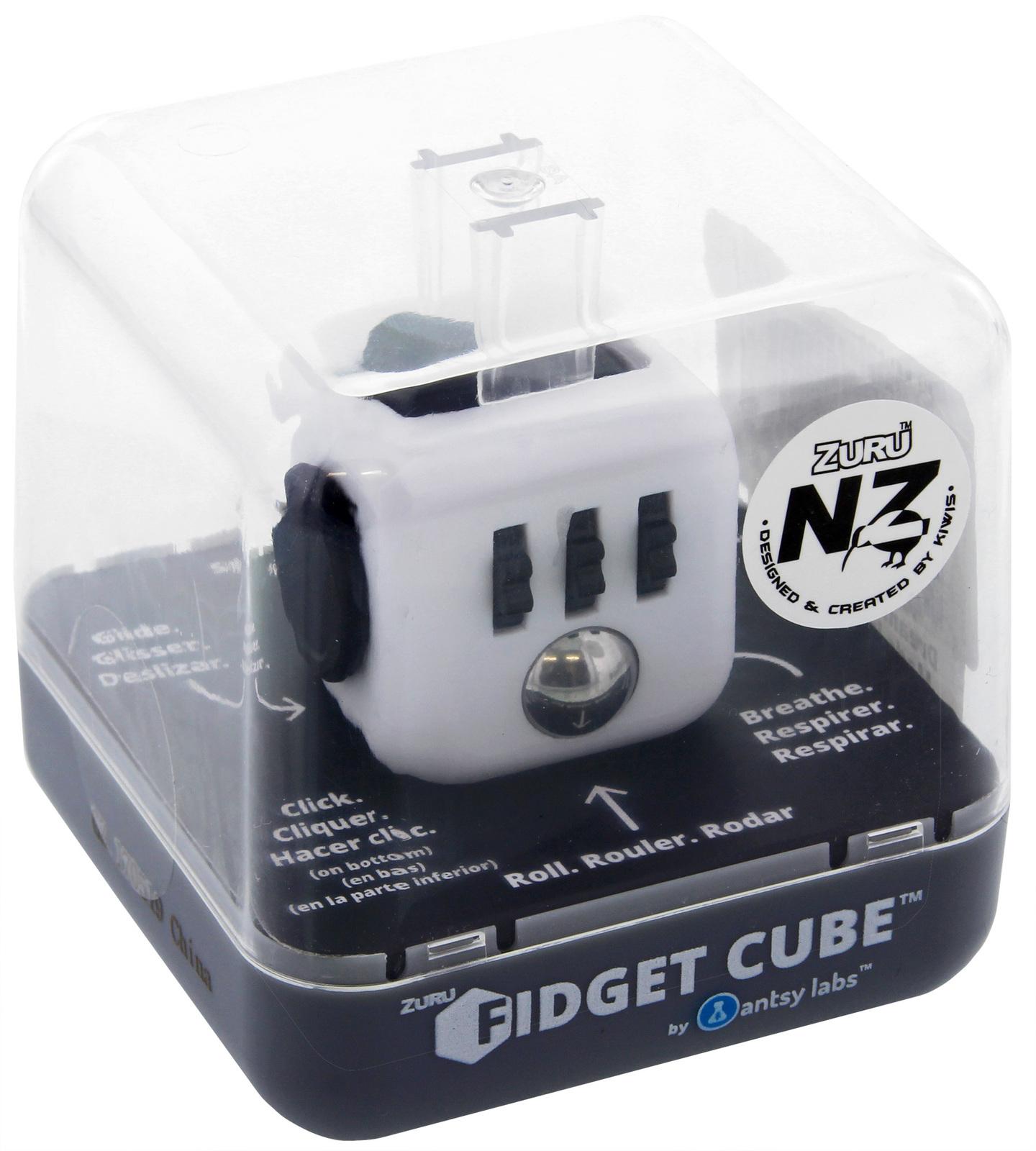 Antsy Labs Fidget Cube Series 1 Retro Image