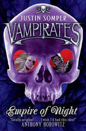 Vampirates: Empire of Night by Justin Somper image