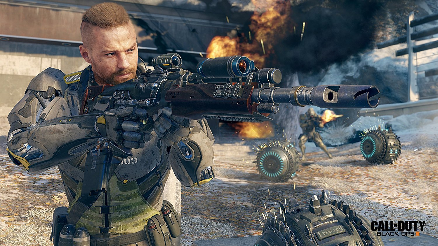 Call of Duty: Black Ops III Gold Edition for Xbox One image
