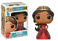 Elena of Avalor - Elena Pop! Vinyl Figure image