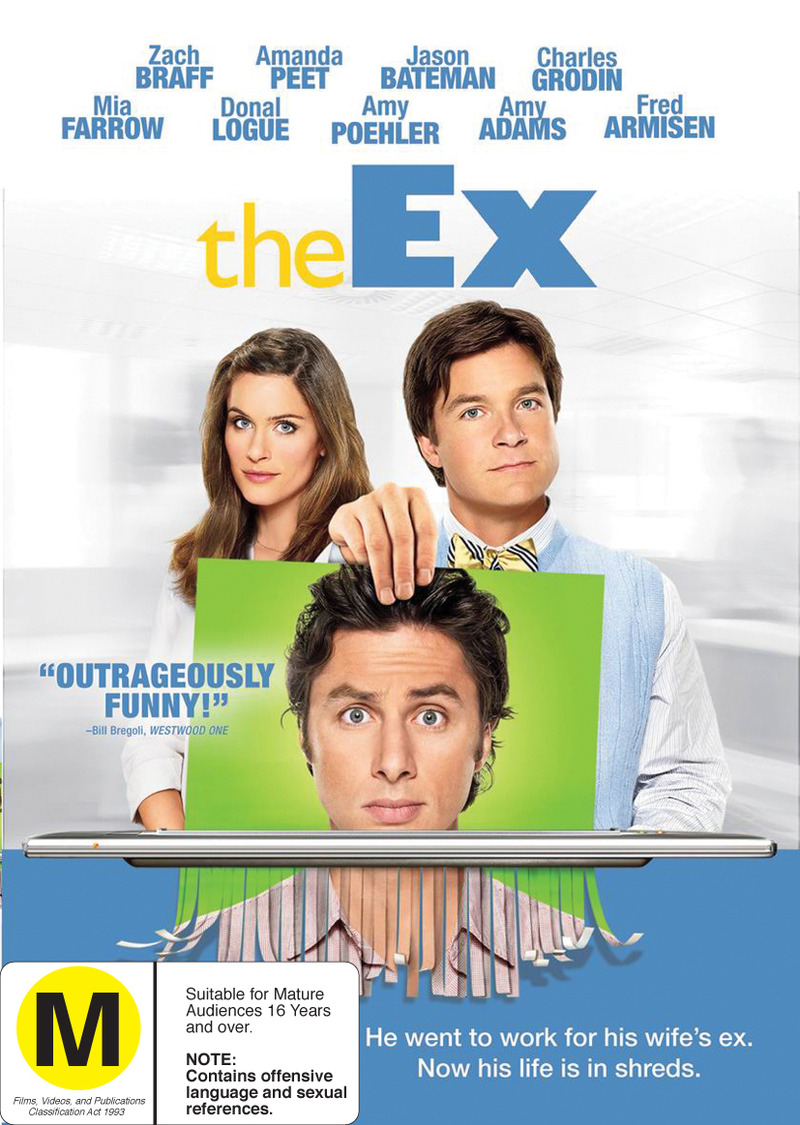 The Ex on DVD image