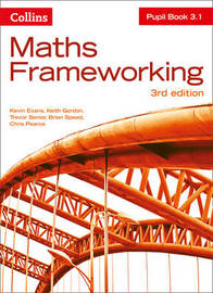 KS3 Maths Pupil Book 3.1 by Kevin Evans