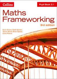 KS3 Maths Pupil Book 3.1 by Kevin Evans