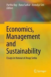 Economics, Management and Sustainability
