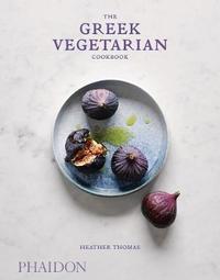 The Greek Vegetarian Cookbook by Heather Thomas