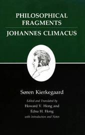 Kierkegaard's Writings, VII, Volume 7 by Soren Kierkegaard