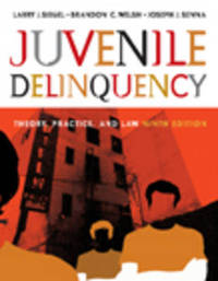 Juvenile Delinquency: Theory, Practice, and Law by Brandon C. Welsh (University of Massachusetts) image