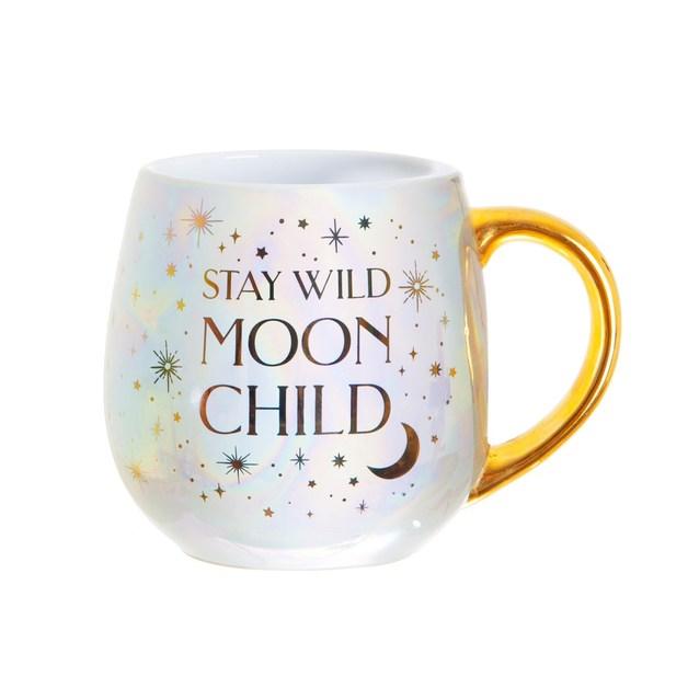 Sass & Belle: Celestial Moon Child Mug