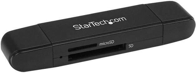 StarTech Dual-Host USB 3.0 Card Reader