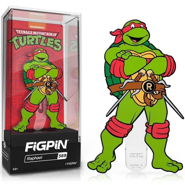 Teenage Mutant Ninja Turtles: Raphael (#569) - Collector's FiGPiN