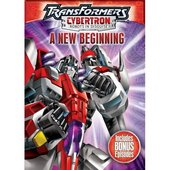 Transformers - Cybertron: A New Beginning on DVD