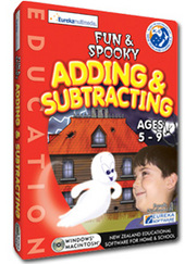 Fun and Spooky Adding and Subtracting for PC Games
