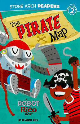 The Pirate Map by Anastasia Suen