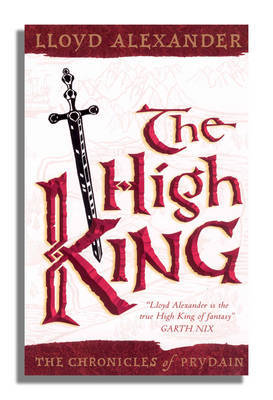 The High King by Lloyd Alexander image