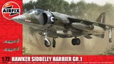 Airfix 1:72 BAE Harrier GR1 - Model Kit