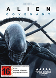 Alien: Covenant on DVD