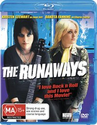 The Runaways on Blu-ray