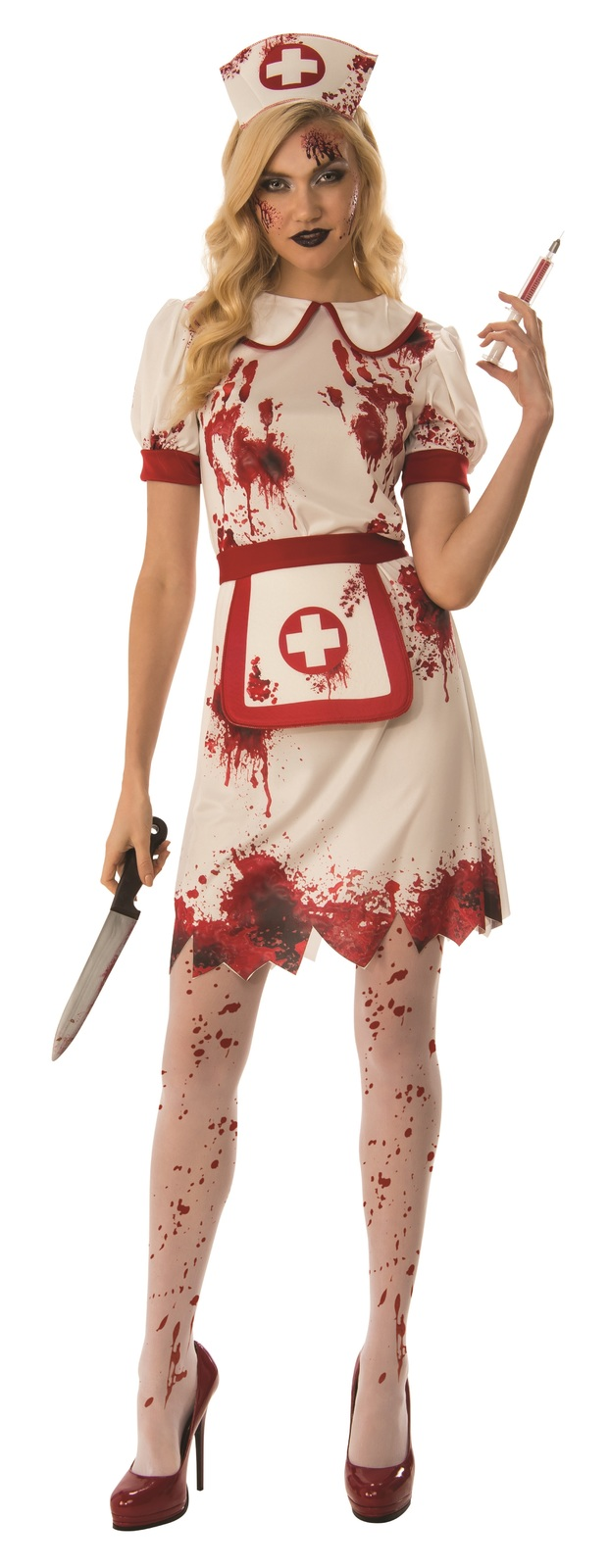 Rubie's: Bloody Nurse - Women's Costume (Small) image