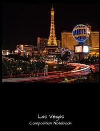 Las Vegas Composition Notebook by 1570 Publishing