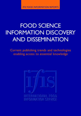 Food Science Information Discovery and Dissemination image