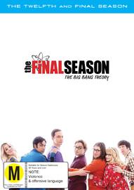 The Big Bang Theory - Season 12 on DVD