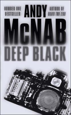 Deep Black by Andy McNab image