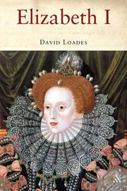 Elizabeth I by D.M. Loades image