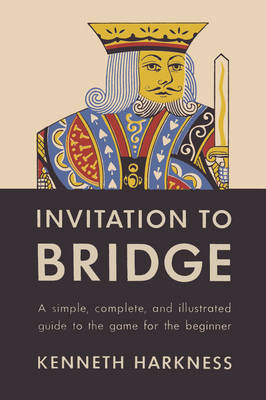 Invitation to Bridge by Kenneth Harkness image