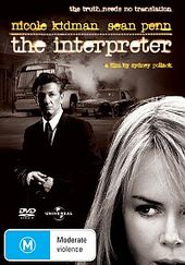 The Interpreter on DVD